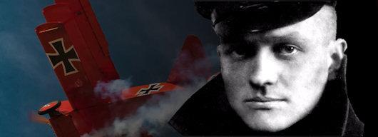 Manfred von Richthofen AKA Czerwony Baron